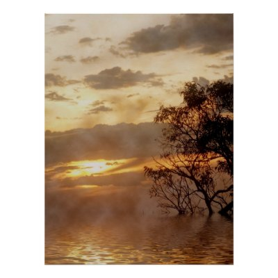 Skyscape Moods Poster print