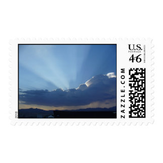 Skyscape Postage Stamps