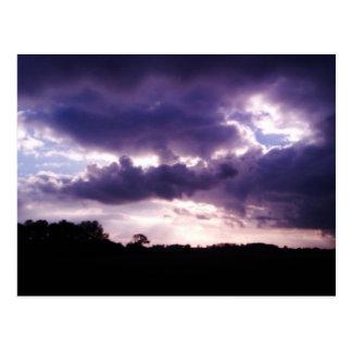 Skyscape Postcard