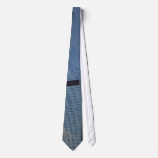 Skyscapers Downtown Neck Tie