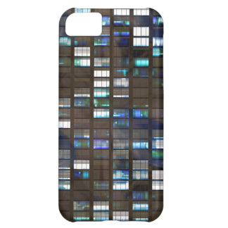 Skyscraper by Night - Cover For iPhone 5C