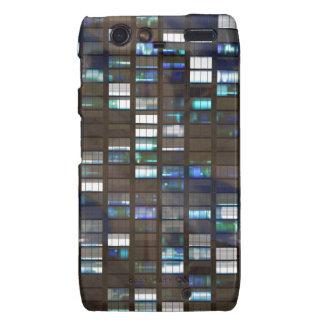 Skyscraper by Night - Droid RAZR Case