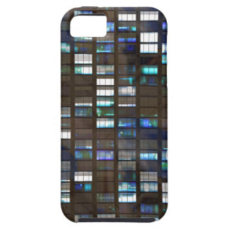 Skyscraper by Night - iPhone 5 Cases