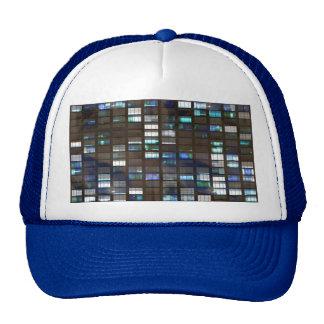 Skyscraper by Night - Trucker Hat