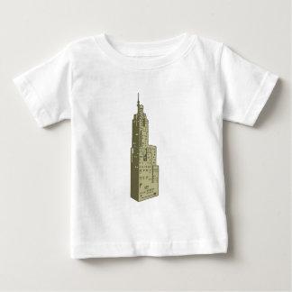 Skyscraper sky more scraper baby T-Shirt