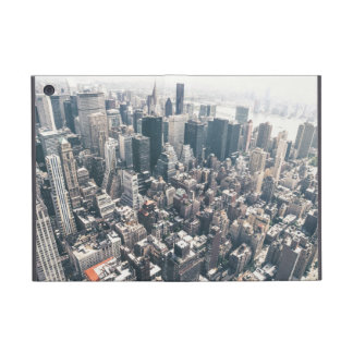 Skyscrapers and Rooftops of New York City iPad Mini Cover