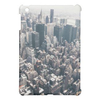 Skyscrapers and Rooftops of New York City iPad Mini Cases