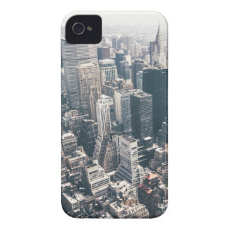 Skyscrapers and Rooftops of New York City iPhone 4 Case