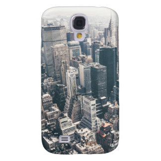 Skyscrapers and Rooftops of New York City Samsung Galaxy S4 Cover