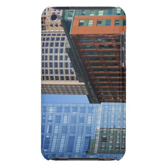 Skyscrapers, Fort Point Channel, Boston iPod Touch Case-Mate Case