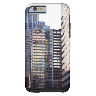 Skyscrapers in Chicago's financial district Tough iPhone 6 Case