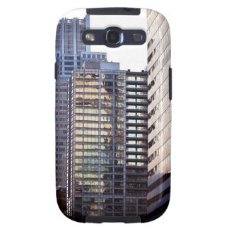Skyscrapers in Chicago's financial district Samsung Galaxy SIII Cover