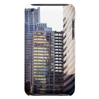 Skyscrapers in Chicago's financial district Barely There iPod Covers