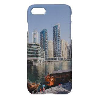 Skyscrapers in Dubai Marina iPhone 8/7 Case