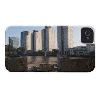 Skyscrapers in Rotterdam Case-Mate iPhone 4 Cases