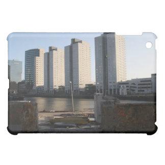 Skyscrapers in Rotterdam Cover For The iPad Mini