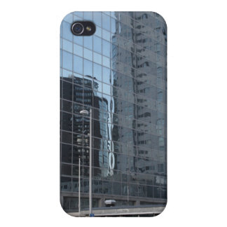 Skyscrapers Case For iPhone 4