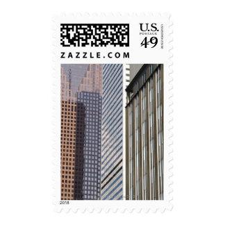 Skyscrapers, Toronto, Ontario, Canada Stamps