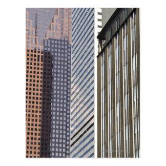 Skyscrapers, Toronto, Ontario, Canada Postcard