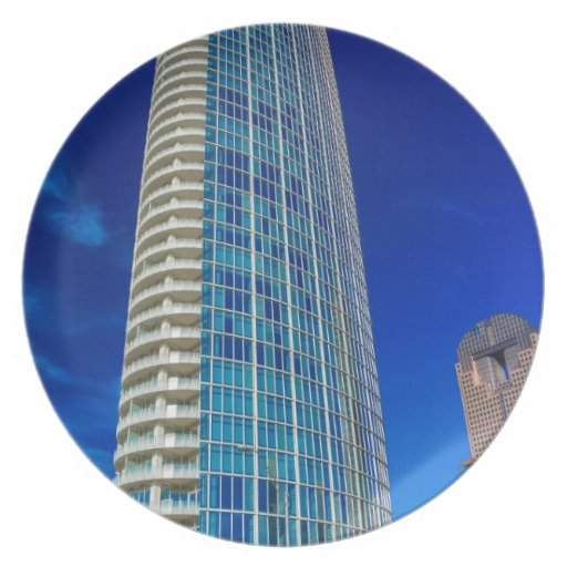 Skyscrapper Plate