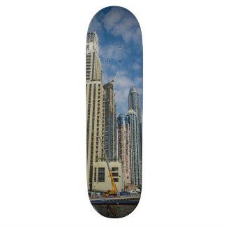 Skyscrappers de Dubai Patín Personalizado