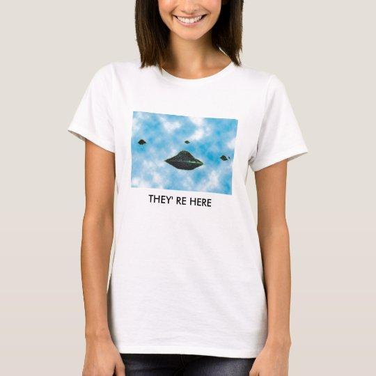 Skyships T-Shirt