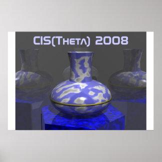 skyvase, CIS(Theta) 2008 Poster