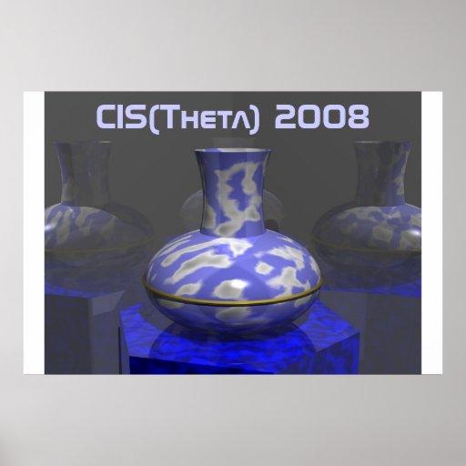 skyvase, CIS (theta) 2008 Posters