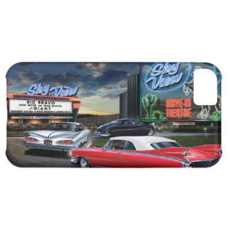 Skyview Drive In iPhone 5C Cover