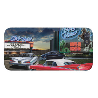 Skyview Drive In iPhone SE/5/5s Cover