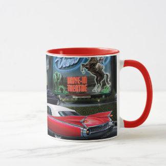 Skyview Drive In Mug