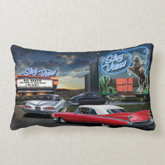 Skyview Drive In Pillow
