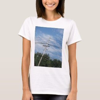 SKYview Nature Cosmos Night Energy blue NVN683 fun T-Shirt