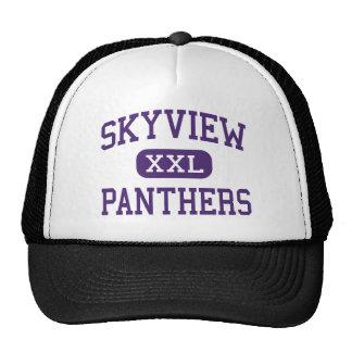 Skyview - Panthers - High School - Soldotna Alaska Trucker Hats