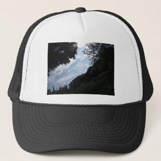 SKYview SKY CherryHILL NewJersey America NVN682 FU Trucker Hat