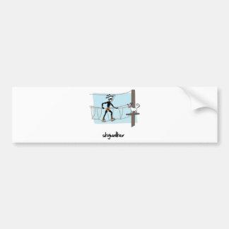 """""""Skywalker"""" Bumper Sticker"""