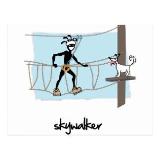 """Skywalker"" Postcard"