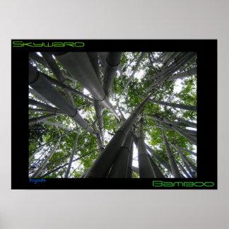 Skyward Bamboo too Poster