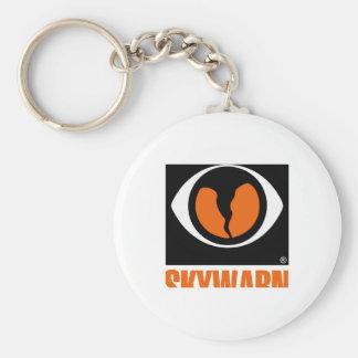 Skywarn Logo Key Chain