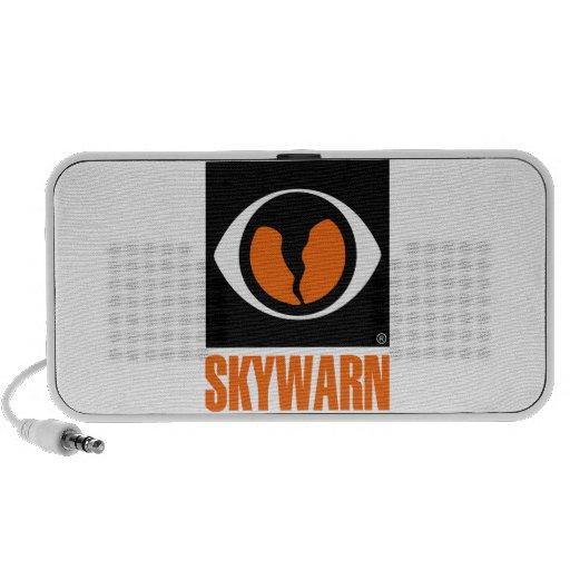 Skywarn Logo Speaker
