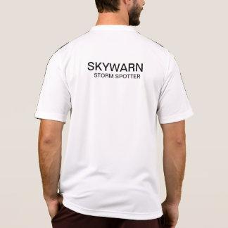 SKYWARN STORM SPOTTER ADIDAS CLIMALITE SHIRT