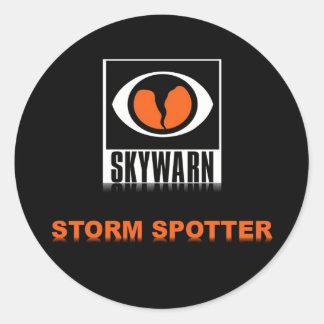 SKYWARN Storm Spotter Stickers