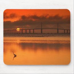 Skyway Bridge Mouse Pad