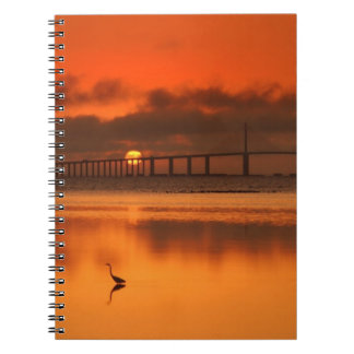 Skyway Bridge Notebook