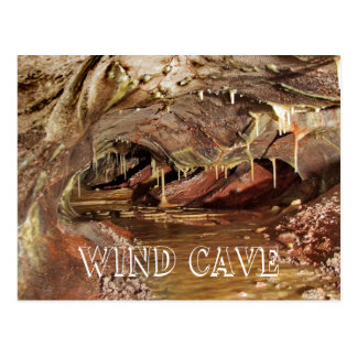 Skyway Lake, Wind Cave National Park Postcard
