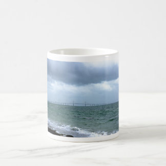 Skyway on a Stormy Day Mugs