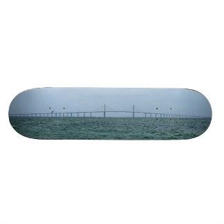 Skyway on a stormy day skate board decks