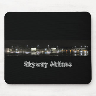 Skyway Ramp - Milwaukee , Skyway Airlines Mouse Pad