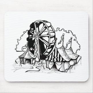 Skywheel Desgin Alfombrillas De Raton