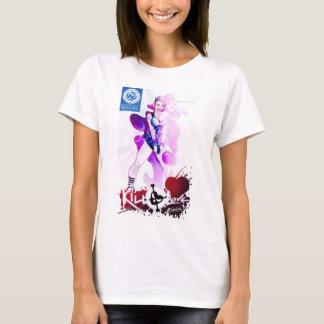 "SkyWounder ""amor mata"" a la camiseta de las"